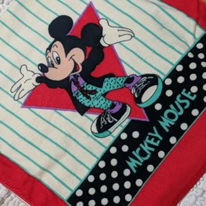 Vintage Mickey Mouse Towel